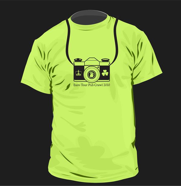 Pub Crawl T Shirt Designs | T Shirts